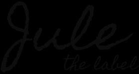 Julethelabel logo square black